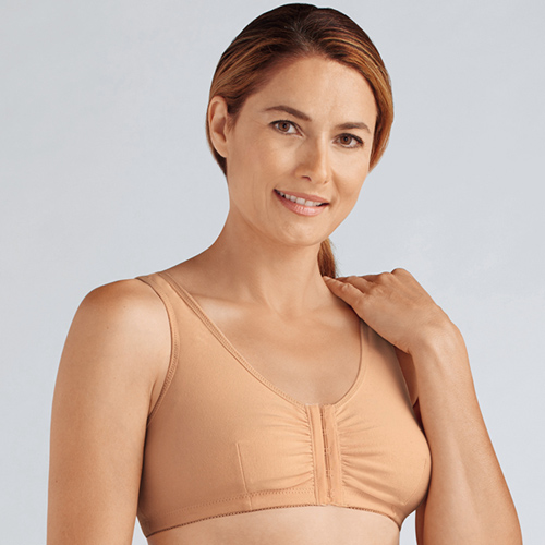 Frances Front Closure Bra by Amoena