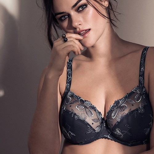 Iris by Prima Donna in Charbon