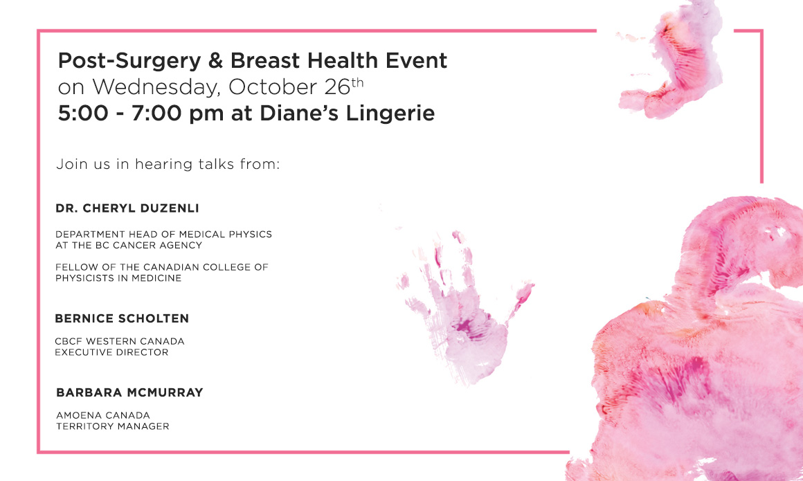 Post-Surgery and Breast Health Event