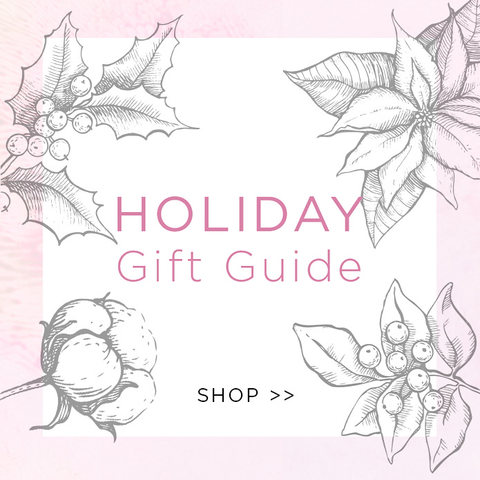 Diane's Lingerie Holiday Gift Guide 2016