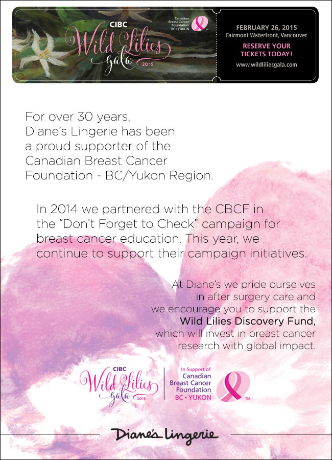 Help Support the Canadian Breast Cancer Foundation