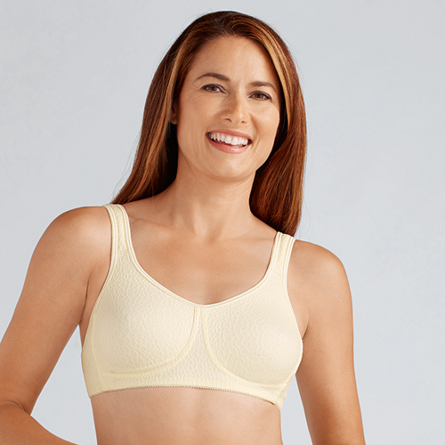 Mona Bra by Amoena in Champagne