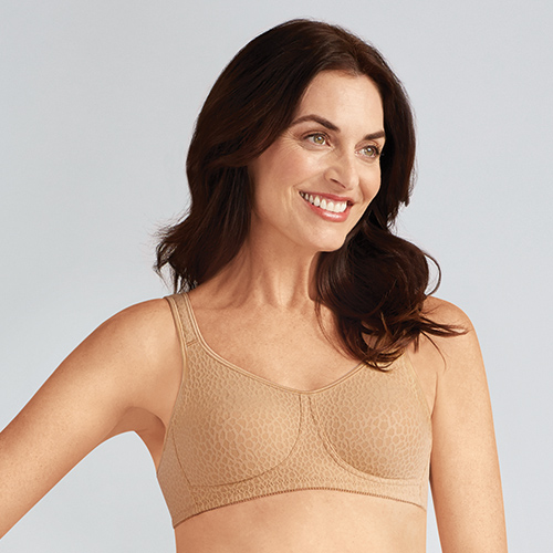 Mona Bra by Amoena in Cognac