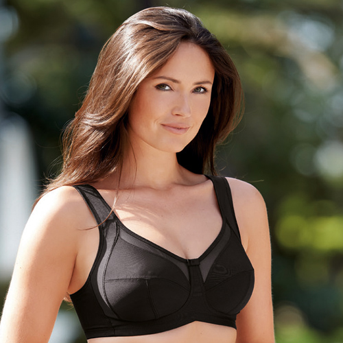 Clara Comfort Bra by Anita in Black