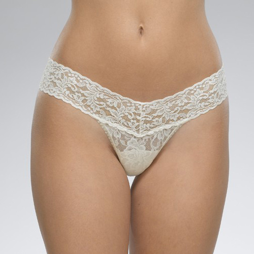 Ivory - Hanky Panky Low Rise