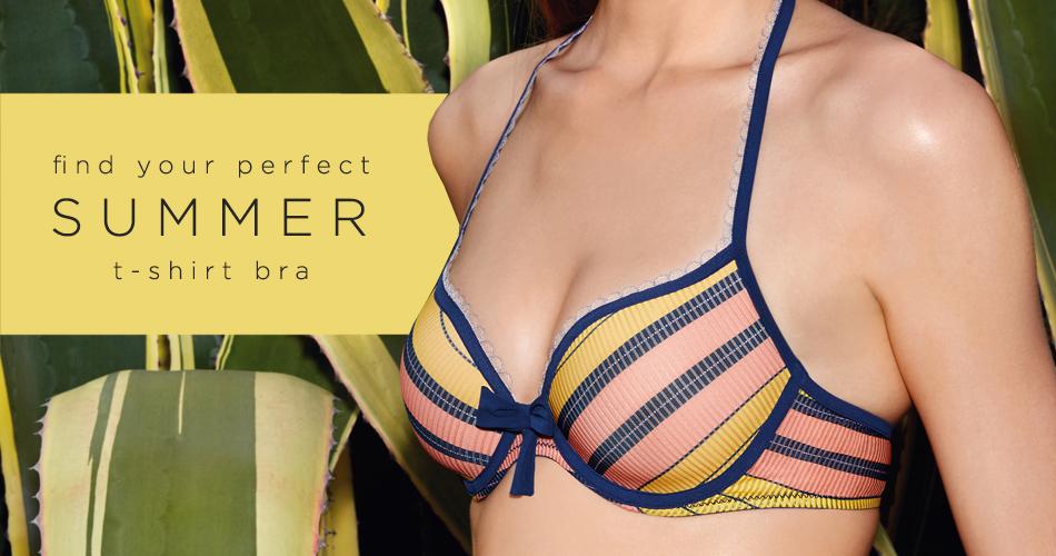 Your Perfect Summer T-Shirt Bra