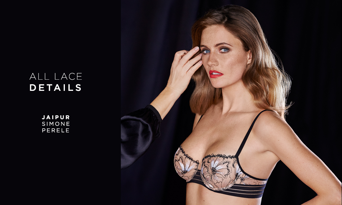 All Lace Jaipur from Simone Perele