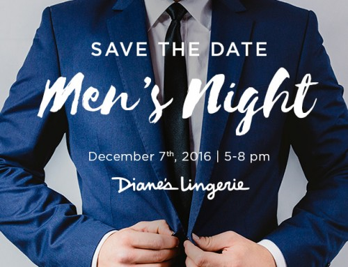 Private Men's Holiday Shopping Night – lingerie, food, wine and prizes, Dec 7