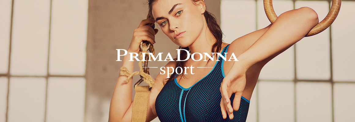 Prima Donna Sport available at Diane's Lingerie in Vancouver, BC Canada