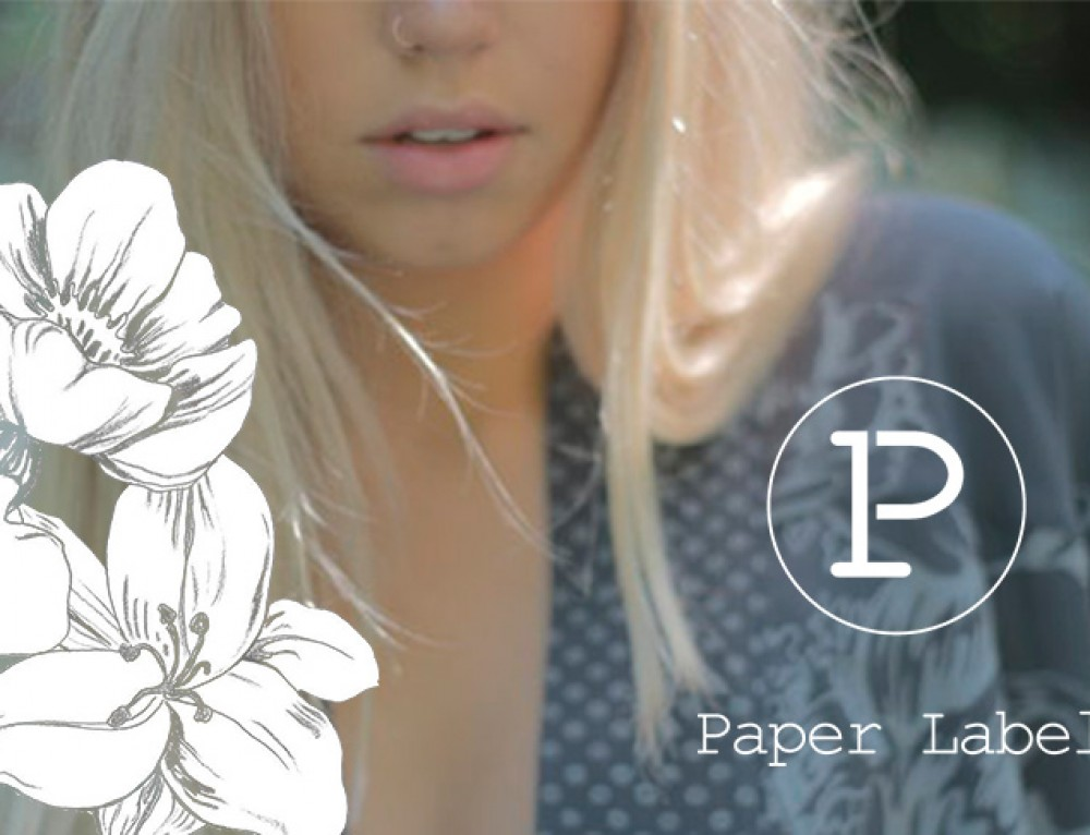 Paper Label now exclusively at Diane's Lingerie