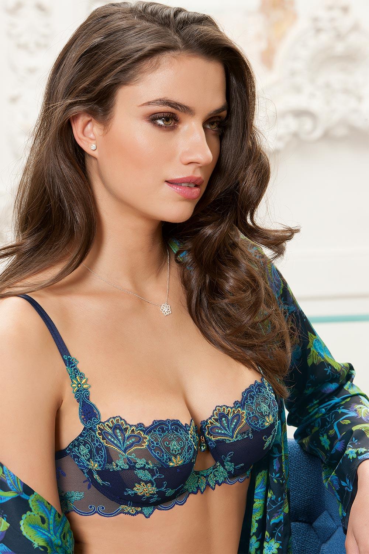 lise-charmel-secret-turquiose-demi-bra-dianes-lingerie-vancouver-500x1000