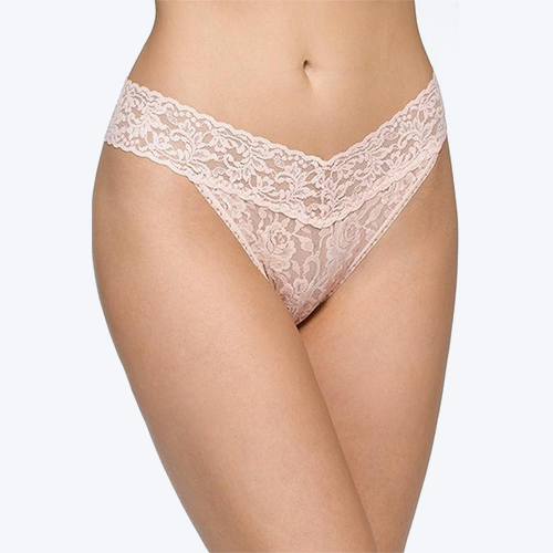 Original Rise Thong by Hanky Panky