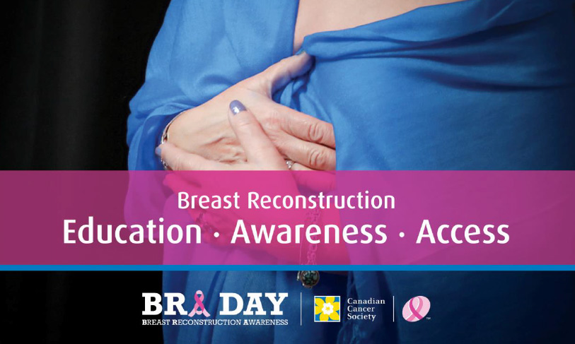 October 18 is Breast Reconstruction Awareness Day