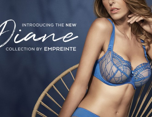 Introducing: the new Diane collection from Empreinte
