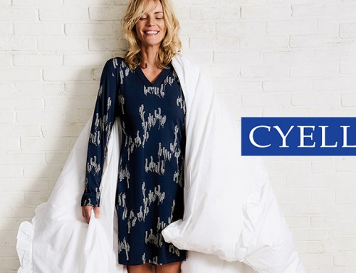 We're All Tangled Up in Cyell Sleepwear