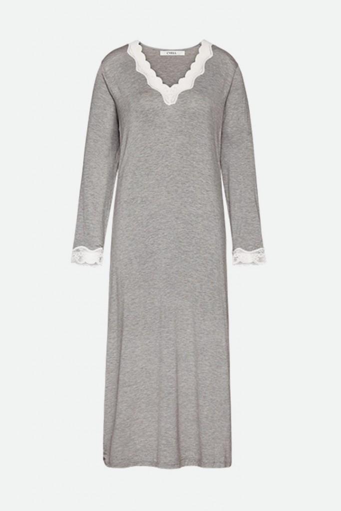 Long Sleeve Luxury Essentials Dress by Cyell Sleepwear