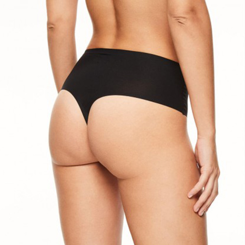 Chantelle - Soft Stretch One Size High Waist Thong - Dianes Lingerie