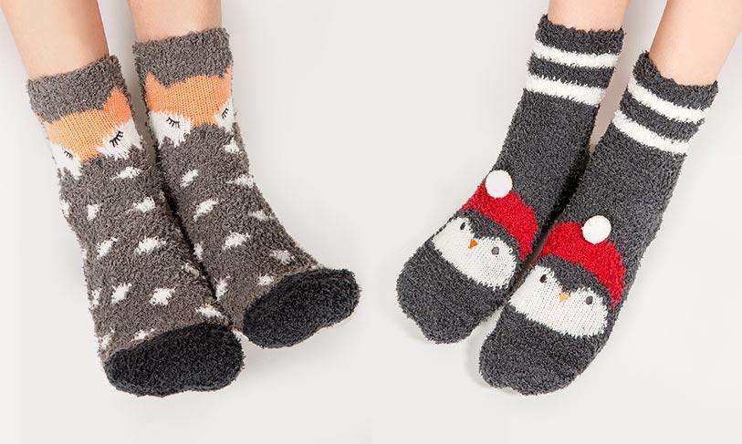 Fun Socks by PJ Salvage