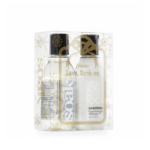 soak-holiday-twosome-wash-and-cream-scentless-HS06-dianes-lingerie-vancouver-500x500