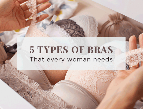 5 Types of Bra Every Woman Needs (and When to Replace Them)