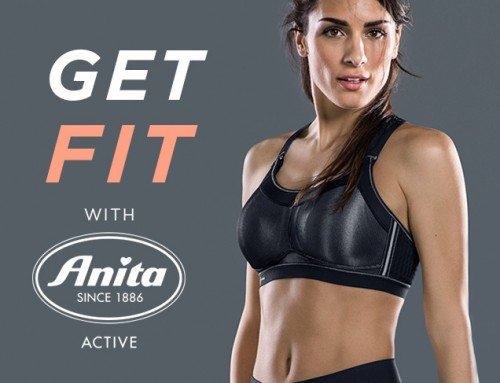 Get Fit with Support from an Anita Sports Bra