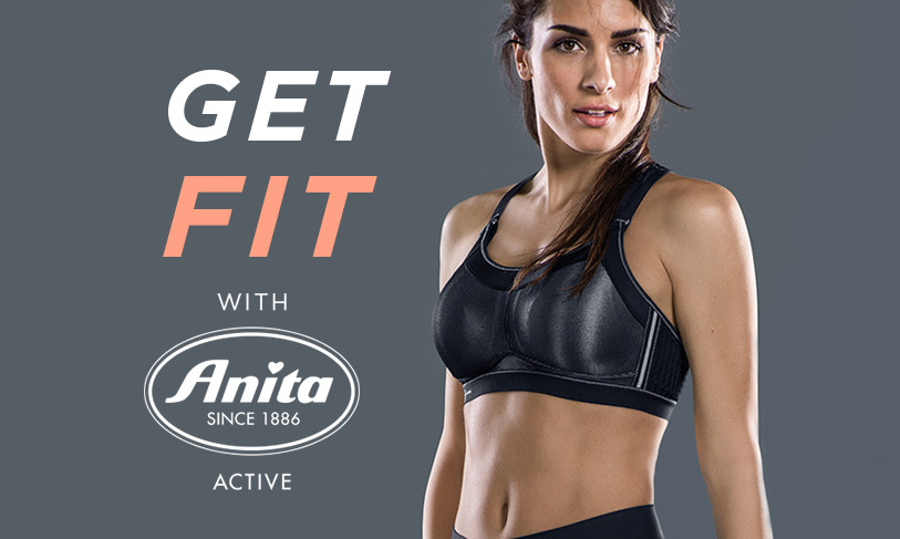 18f9a0d304a97 Get Fit with Support from an Anita Sports Bra - Diane s Lingerie