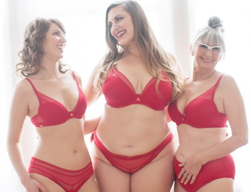 Celebrate Galentine's Day with Luxury Lingerie
