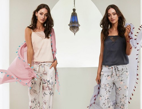 Gingerlilly's Luxury Loungewear Now at Diane's!