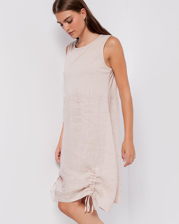 pistache-capri-drawstring-dress-dianes-lingerie-vancouver-blog-720x900