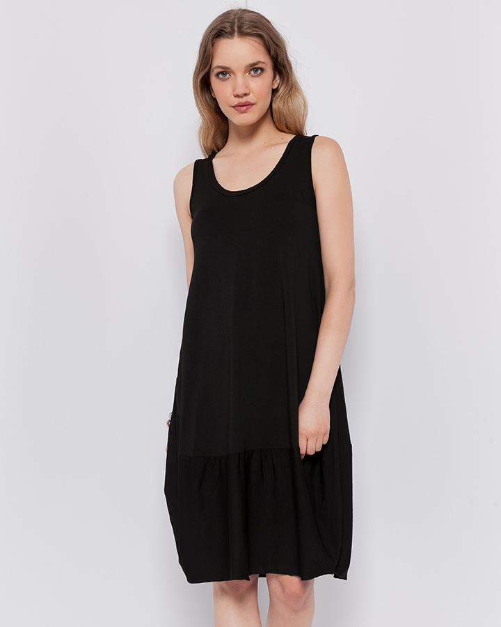 pistache-ruffle-hem-dress-blk-dianes-lingerie-vancouver-blog-720x900