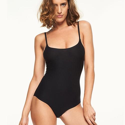 chantelle-soft-stretch-bodysuit-blk-2646-ob-dianes-lingerie-vancouver-500x500