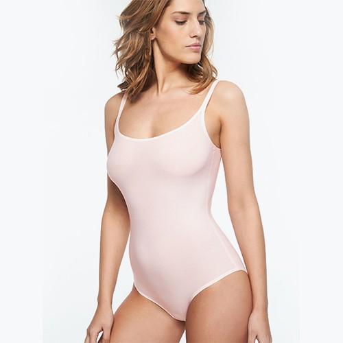 chantelle-soft-stretch-bodysuit-blush-2646-ob-03-dianes-lingerie-vancouver-500x500