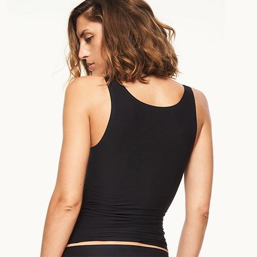 chantelle-soft-stretch-camisole-blk-2648-ob-02-dianes-lingerie-vancouver-500x500