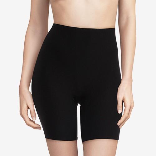 chantelle-soft-stretch-mid-thigh-shorts-blk-2645-ob-01-dianes-lingerie-vancouver-500x500