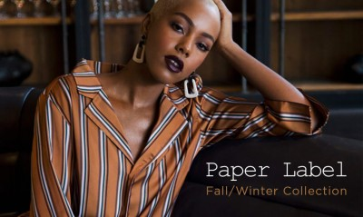 Paper Label FW19 - Diane's Lingerie and Loungewear