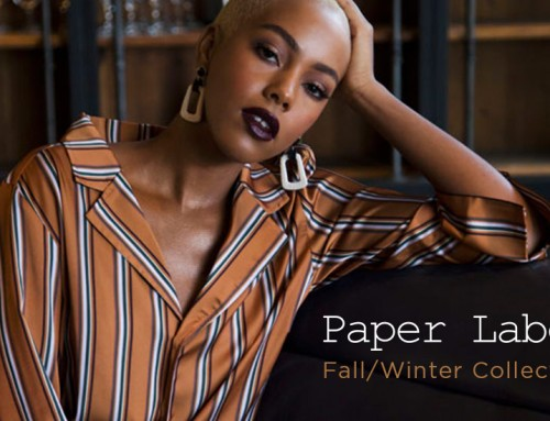 Fall for Fashionable Loungewear from Paper Label