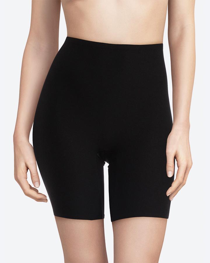 chantelle-soft-stretch-mid-thigh-short-blk-dianes-lingerie-blog-720x900