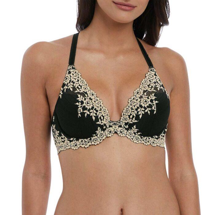 wacoal-embrace-lace-plunge-bra-blk-853291-ob-02-dianes-lingerie-vancouver-1080x1080