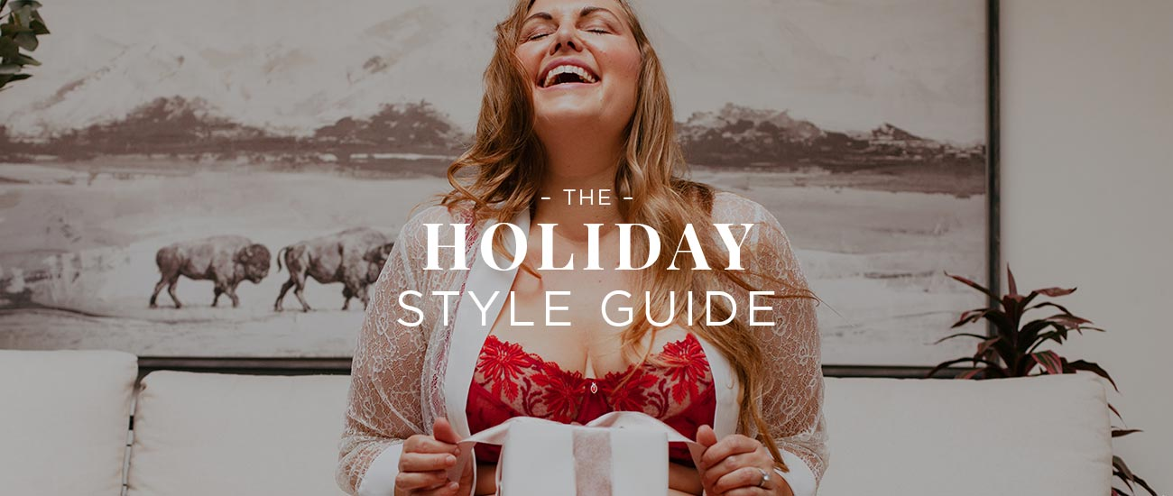 Shop Diane's Lingerie Holiday Style Guide