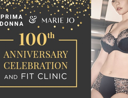 Van De Velde 100th Anniversary Party & Fit Clinic