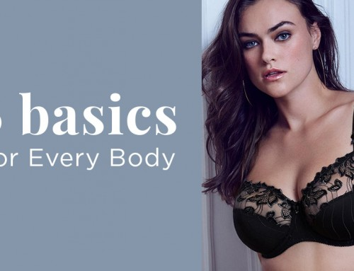 5 Bra Basics for Every Body