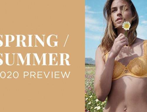 SS20 Lingerie Trends Landing at Diane's