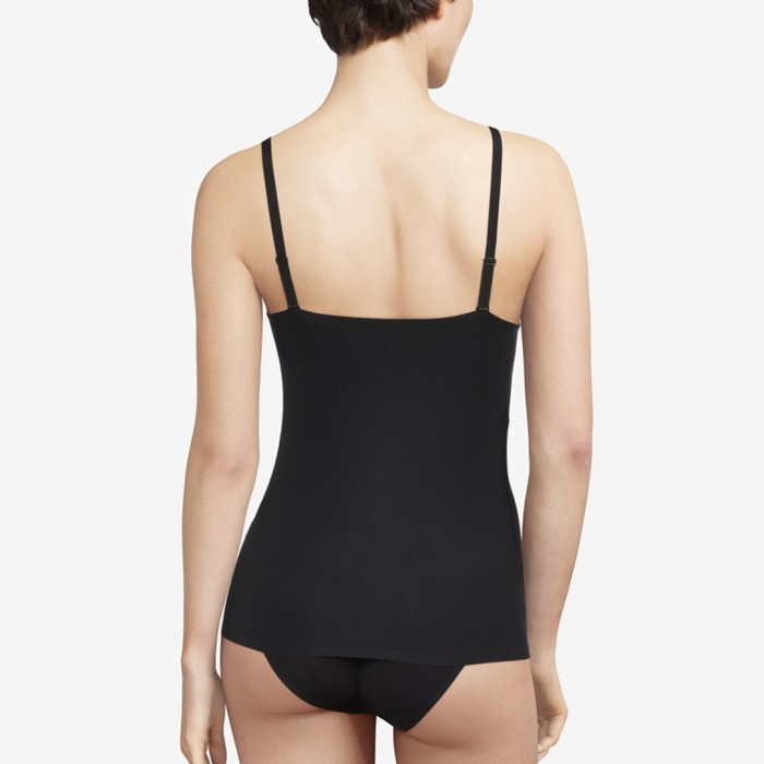 chantelle-softstretch-padded-camisole-black-16A4-ob-02-dianes-lingerie-vancouver-1080x1080