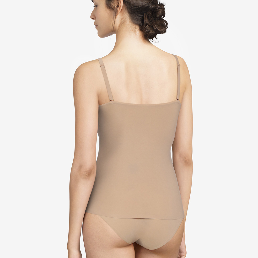 chantelle-softstretch-padded-camisole-nude-16A4-ob-02-dianes-lingerie-vancouver-1080x1080