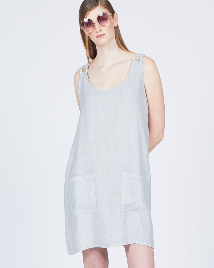 pistache-clothing-loose-linen-jumper-dress-pebble-dianes-lingerie-vancouver-720x900