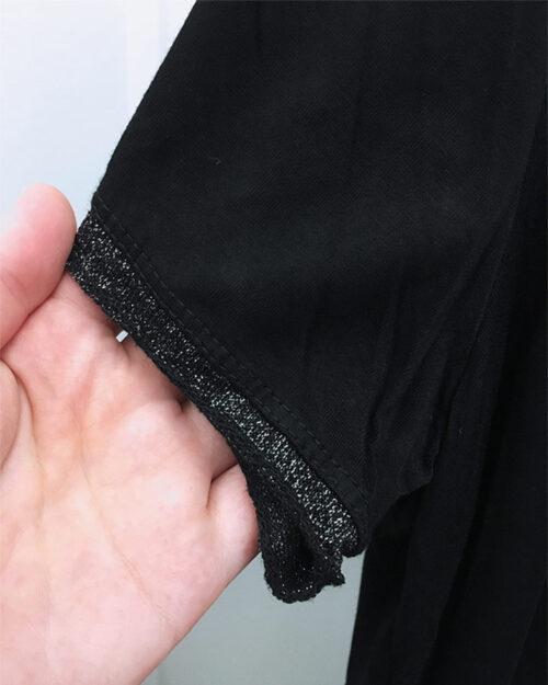 pistache-clothing-lurex-tee-black-03-dianes-lingerie-vancouver-720x900