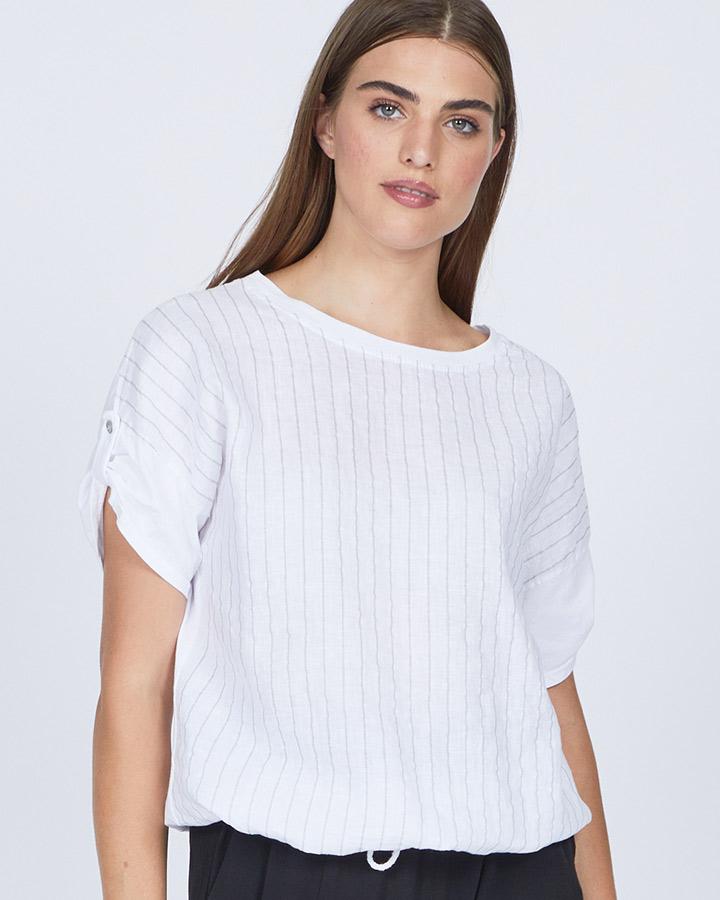 pistache-clothing-stripe-linen-top-jersey-back-white-dianes-lingerie-vancouver-720x900
