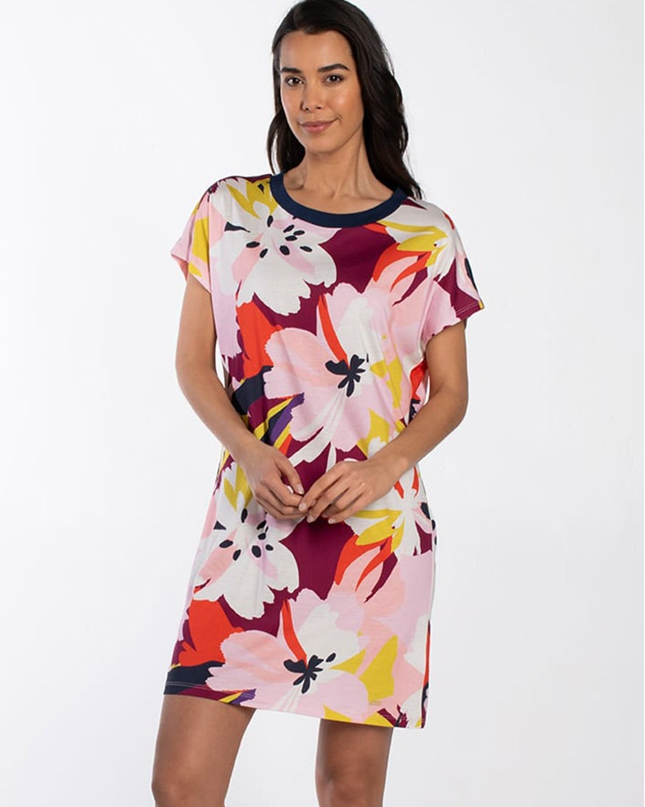 cyell-netherlands-sleepwear-floral-short-sleeve-dress-dianes-lingerie-vancouver-720x900