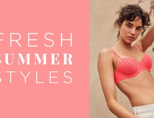 Fresh New Styles for Summer