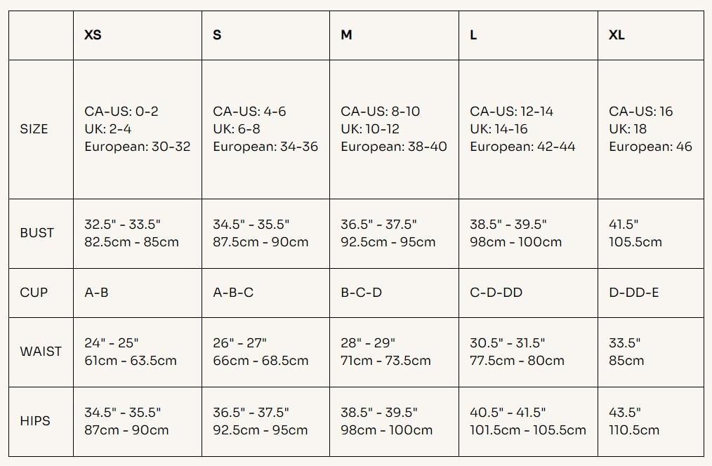 nki-mode-size-chart